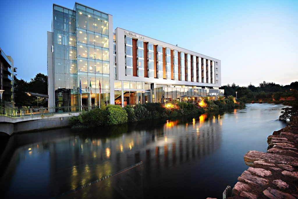 Hotels & Venues – The River Lee Hotel, part of the Doyle Collection, nestled along the riverside in Cork City.