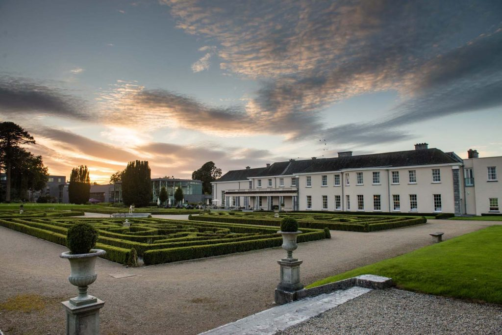 The magical gardens of Castlemartyr Resort & Spa, East Cork.