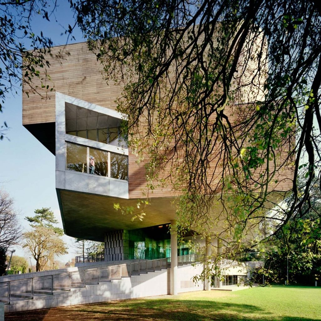 The Glucksman – a tree-house style gallery located on the grounds of University College Cork. A truly unique venue in Cork City Centre.
