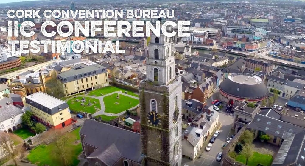 Cork Convention Bureau – IIC Conference