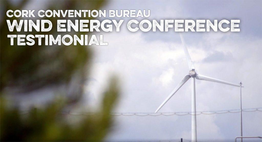 Cork Convention Bureau – Wind Energy Conference