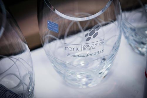 Cork Convention Bureau – Ambassador Programme – Award