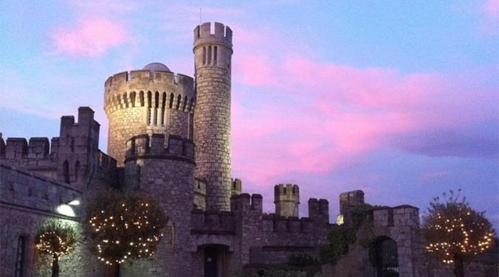 Stay up to date with Cork Convention Bureau. CIT's Blackrock Castle and Observatory illuminated by night.